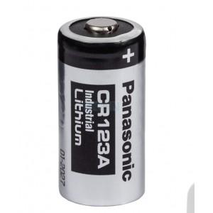 Batteria litio CR123A