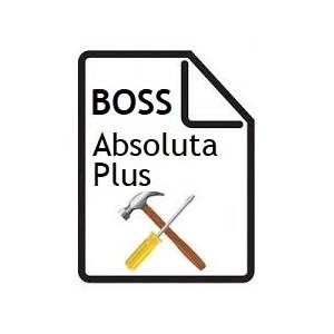 Software BOSS per Absoluta Plus