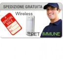 Kit allarme wireless per esterno PET IMMUNE SA01