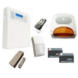 Kit allarme casa wireless SA05 per interno