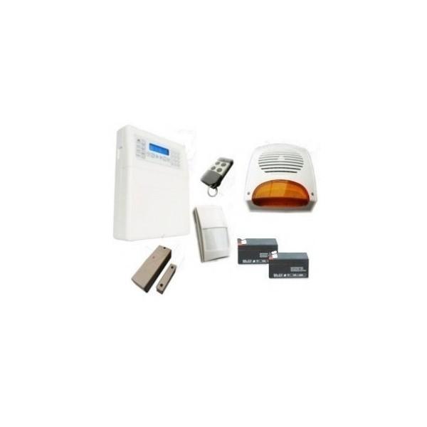 Kit allarme casa wireless sa05 per interno - Allarme casa wireless ...