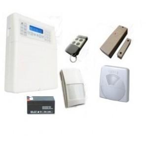 Kit allarme casa wireless SA06 per interno