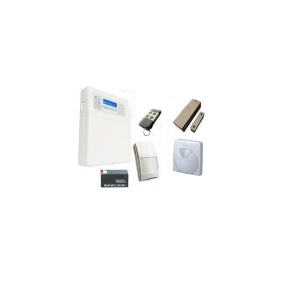 Kit allarme casa wireless SA06 per interno