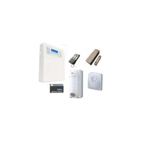 Kit allarme wireless casa sa07 per esterno - Allarmi per casa ...