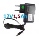 Alimentatore da 220V AC a 12V DC 1,5Ah