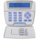 Tastiera di controllo BKBLCD serie CLASSIKA Bentel