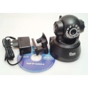 Telecamera IP DDNS automatico connettore I/O
