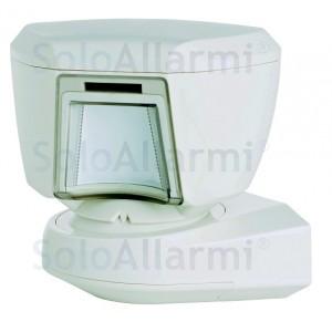 Sensore esterno 8 PIR via Radio Bentel Security BW-ODT Immune agli Animali