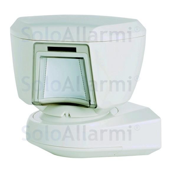 Rilevatore volumetrico esterno via radio bentel security - Allarme volumetrico esterno ...
