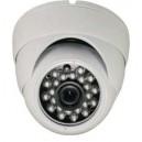 Dome antivandalo D&N 960H 800TVL, ottica fissa 3,6 mm IP66