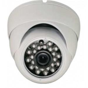 Telecamera Dome antivandalo D&N 960H 800TVL, ottica fissa 3,6 mm IP66
