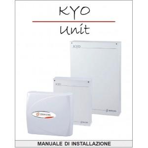 Istruzioni programmazione Bentel Kyo