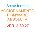 FIRMWARE ABSOLUTA 3.60.27