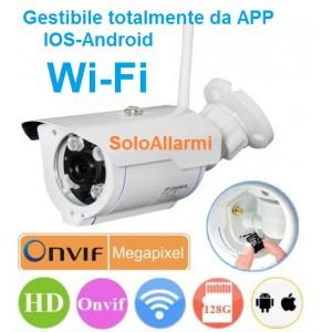 Telecamera IP WiFI