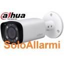 Telecamera Dahua HDCVI Bullet 1.3Mpx Ottica Varifocal 2.7~12mm IR 60mt Alim. 12Vdc