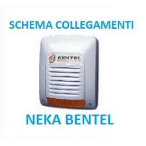 Sirena Neka Bentel collegamento