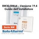 BW istruzioni installatore BW30 e BW64 Bentel