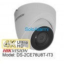 Dome camera HIKVISION 4K