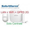 Kit allarme wireless AXIOM di Hikvision DS-PWA32-HGR